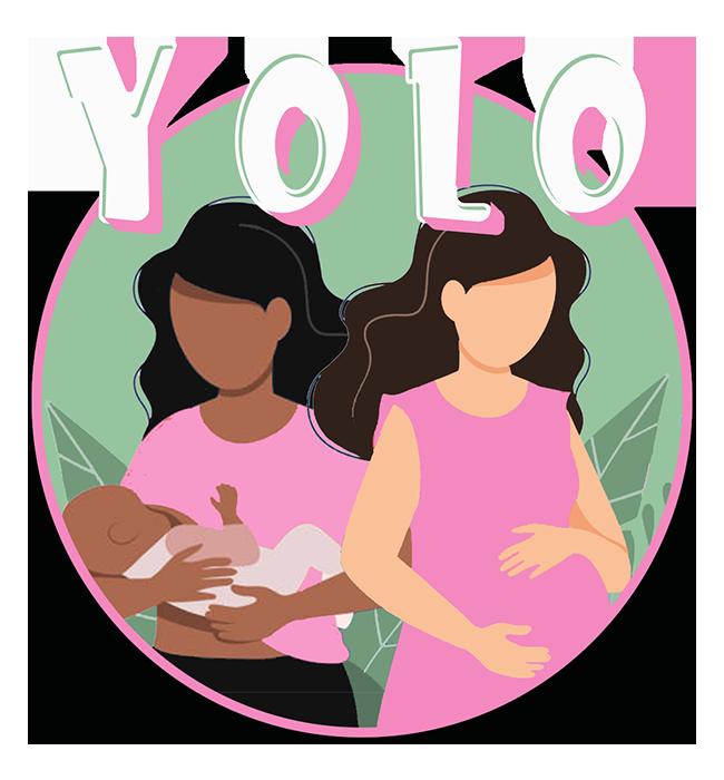 YOLO Breastfeeding Support Logo